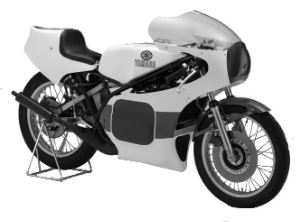 Yamaha TZ250G / TZ350G (1979)