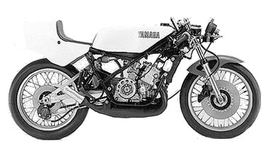 Yamaha TZ250 H-J (1981-1982)
