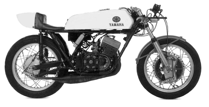 Yamaha TD3 Air Cooled (1971-1973)