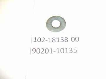 102-18138-00 Washer revc. / waterp. special TD3/TR3 / TZ250/350