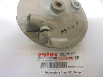 109-25121-01 Rear brake pl. FS1'74 up