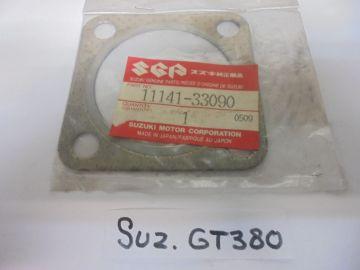 11141-33090 Gasket head cil.Suzuki GT380 '72 up