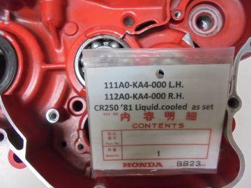 111A0-KA4-000 / 112A0-KA4-000 as set