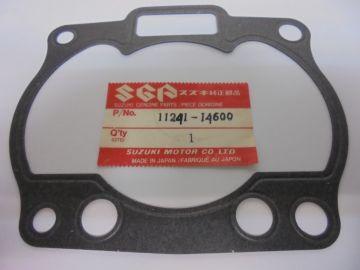 11241-14600 Gasket base cylinder RM250