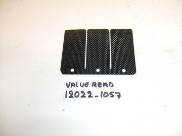 12022-1057 Membrame Plate KX125