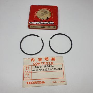 13011-183-003 new Nr: 130A1-183-004 Ringset piston CR80R/RA