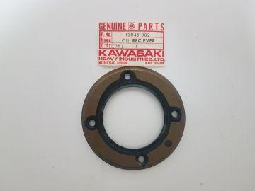 13045-002 Oil receiver crankshaft new Kawasaki A1 / A7 1967 and later