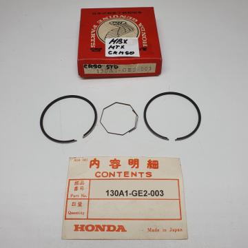 130A1-GE2-003 Std piston ringset CR50