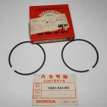130A1-KA4-003 Std piston ringset CR250