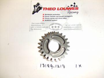 13129-1217 Gear 23T 5th driven shaft KX80
