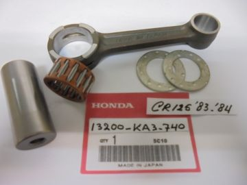 13200-KA3-740 Rodset assy crank Honda CR125D/E '83'84 new