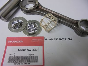 13200-KS7-830 Rodset assy crank Honda CR250