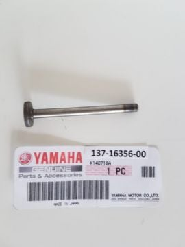 137-16356 Rod,push clutch Yamaha 125cc models '70 up