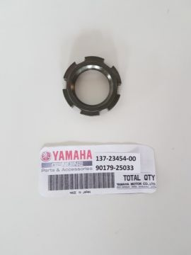 137-23454-00 Nut fitting stem Yamaha racing 1968-1982