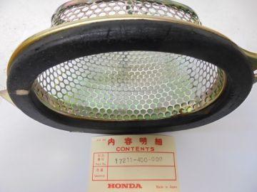 17211-400-000 Base air cleaner element Honda CR125'76'77'78