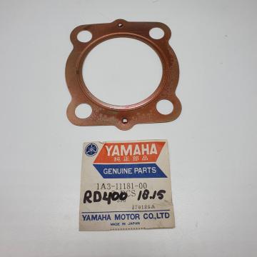 1A3-11181-00 Gasket cylinder head RD400