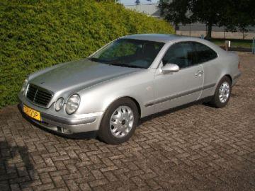 Mercedes CLK200 Petrol