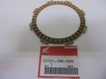 22201-166-000 Plate, clutch MT5