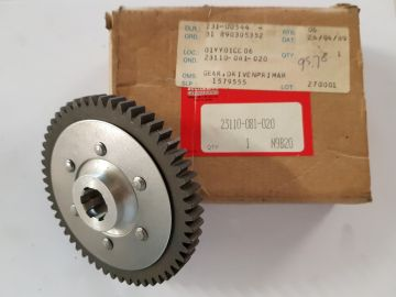 23110-081-020 Gear driven primary gear PC50