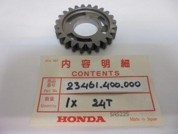 23461-400-000 New gear 24Th CR125