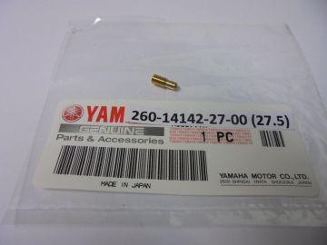 260-14142-27-00 (27.5) Air jet pilot Yam.RD350 YPVS & YZ80