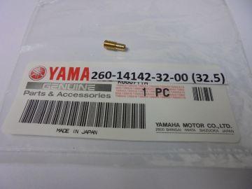 260-14142-32-00 (32.5) Air jet pilot Yam.RD350YPVS & YZ80