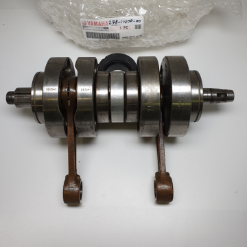 278-11400-00 Crankshaft ass'y compl.rebuild Yamaha RD250 and RD350 1973-1975