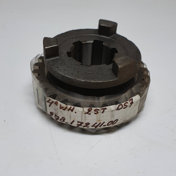 278-17241-00 Gear 4th wheel 25T gearbox DS7/R5