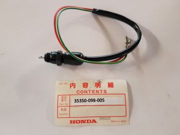 35350-098-005 Stop switch assy SS50 / CD50