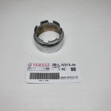 360-14713-00 Nut muffler joint RD250 / RD350