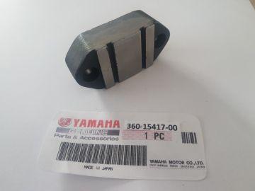 360-15417-00 Cover, cap clutch adjuster L/S RD250/350