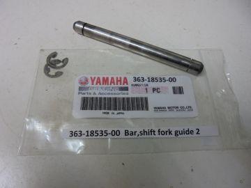 363-18535-00 Bar shift fork guide TZ125G/H
