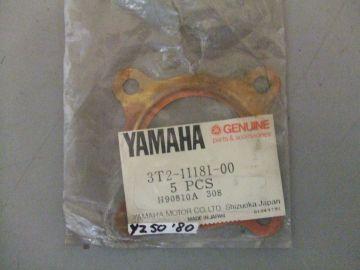 3T2-11181-00 Gasket cylinder head YZ50H 80