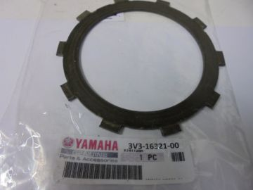 3V3-16321-00 Plate clutch drivenTZ125 G/H