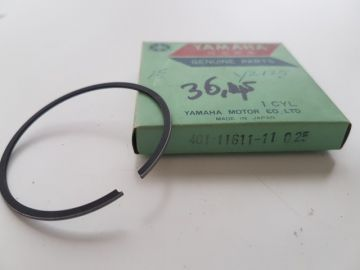 401-11611-11 0.25 Ring piston 1e over 0.25mm Yam.YZ125 76up