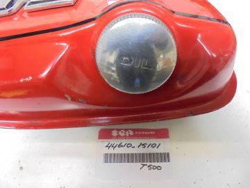44610-15101 Oil tank Suzuki T500 '69 up (no:3)