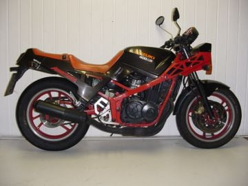 GSX400X 1988 (Impuls) complete bike 100% original