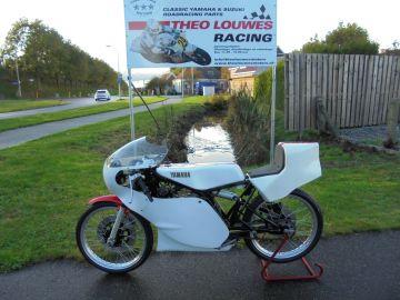 Yamaha TZ125G 1979 model - 40yr brand new racer