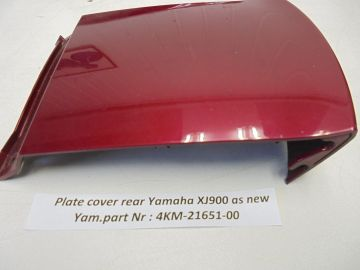 4KM-21651-00 Cover rear seat Yam.XJ900 '97up as new