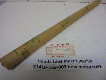 51410-169-003 tube inner fr.fork CR80RA