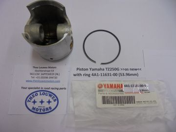 4A1-11631-00-96 Piston Yam.TZ250 '78 used but as new