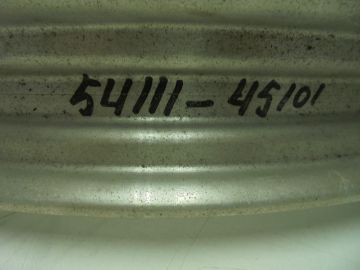 54111-45101 Wheel front Suz GS650/850/1000'77up new