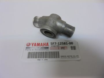 5F7-12581-00 Joint hose(1) waterpomp TZ250'81 up