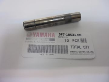 5F7-18531-00 Bar shift (1) Yam.TZ250 '81 up