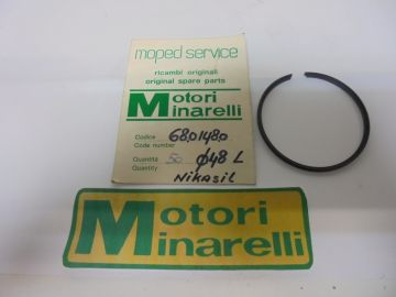 68.0148.0 Ring piston 48 L minarelli P6-8 Nikasil