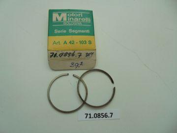 71.0856.7 Ringset size 39.2mm 1x  39.2x1.5C & 1x  39.2L Min.