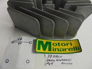 77.0161.0 Head,cil,Minarelli P4E record new