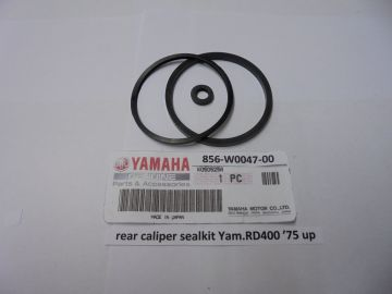 856-W0047-00 Caliper sealkit rear Yam.RD400 '75 up