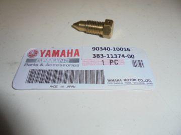90340-10016 / 383-11374-00 Plug straight screw TZ250/TZ350