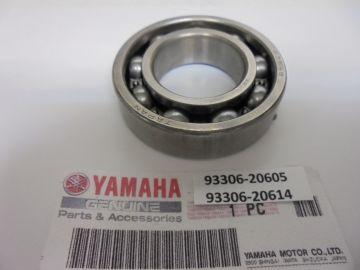 93306-20605 Bearing center crankshaft TD3/TR3 / TZ250/TZ350 A-B-C-D-E-F-G
